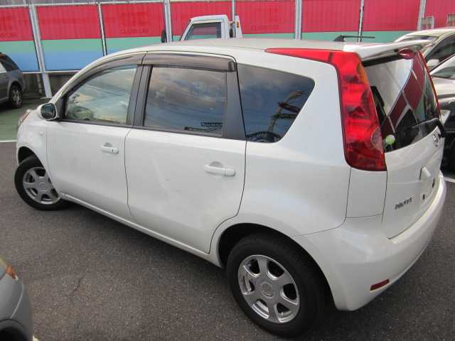 2007 Nissan Note #18