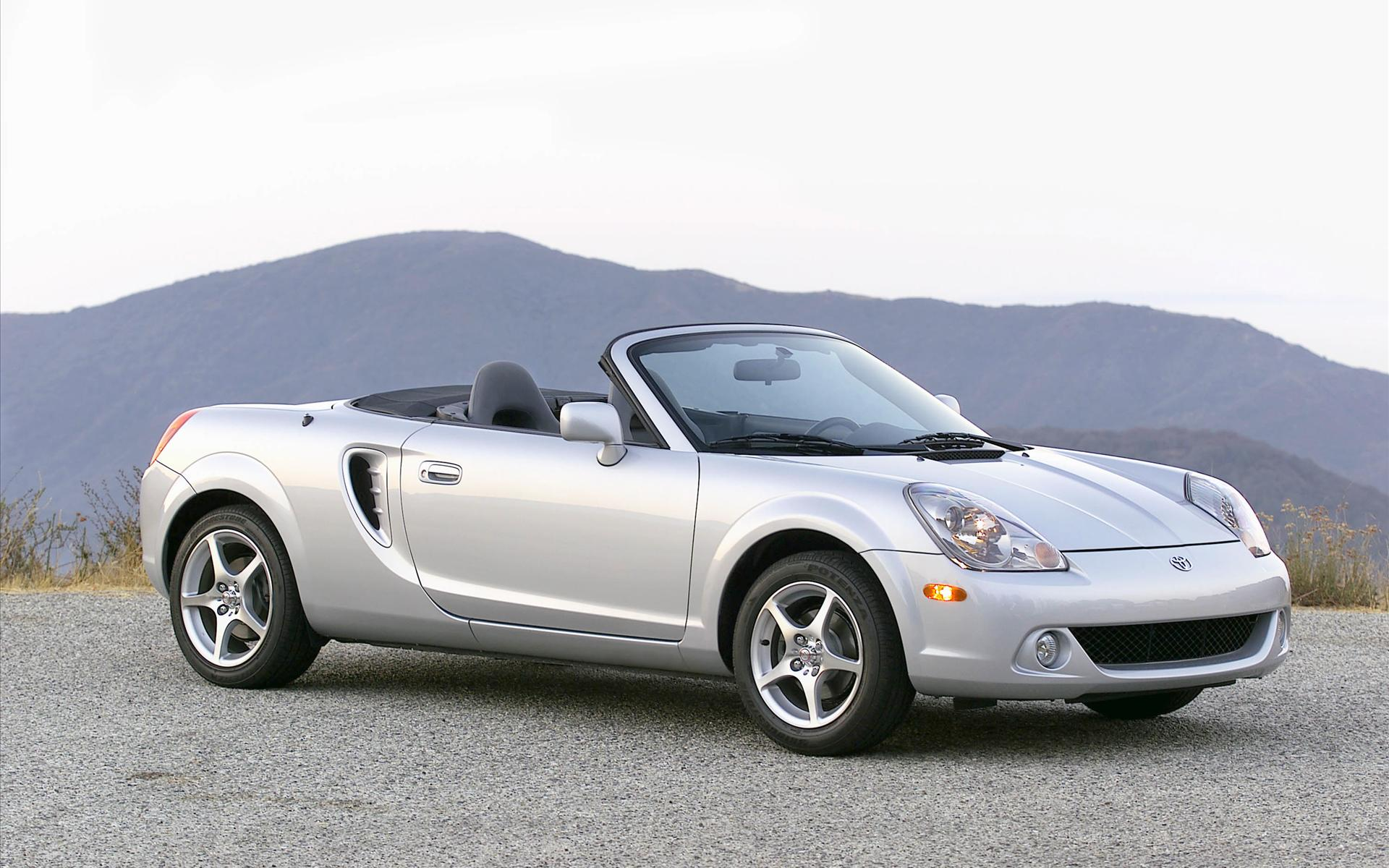 Toyota Mr2 Spyder #14