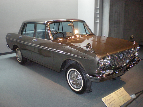 1963 Toyota Crown #7