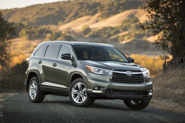 Lovely 2014 Toyota Highlander Hybrid #5