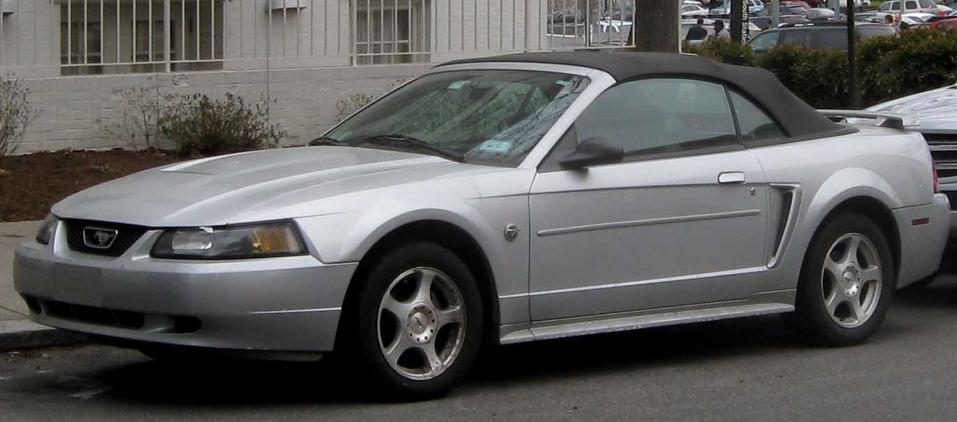 2004 Ford Mustang #6