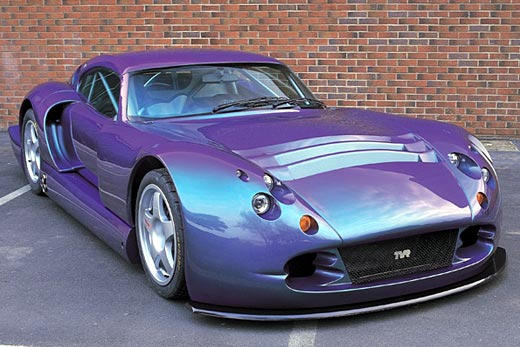 2003 TVR Speed 12 #2
