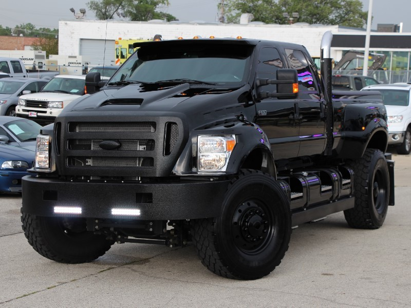 Ford F-650 #15
