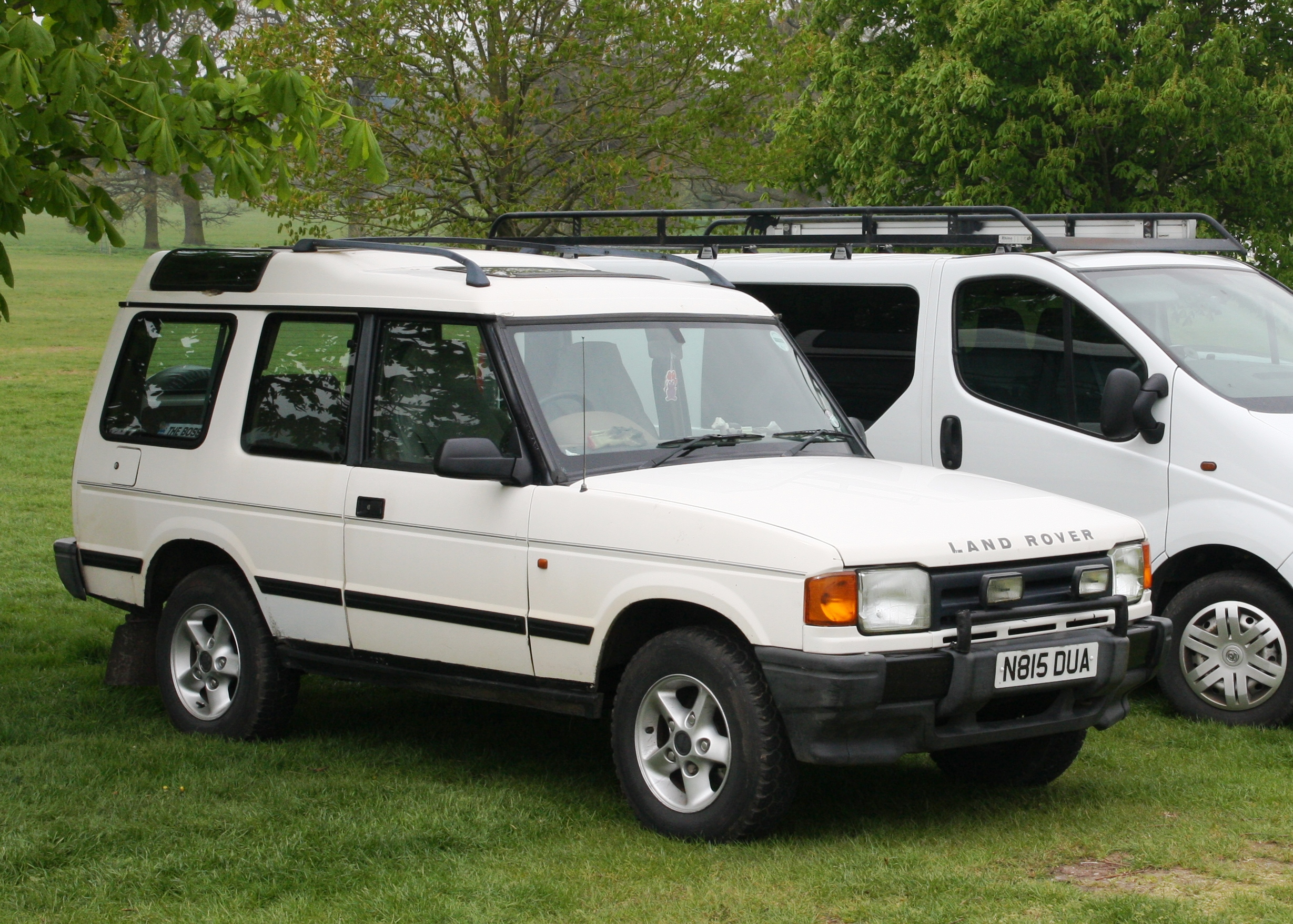 1995 Land Rover Discovery #9