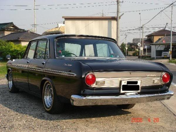 1964 Toyota Crown #9