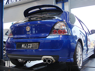 MG Rover #3