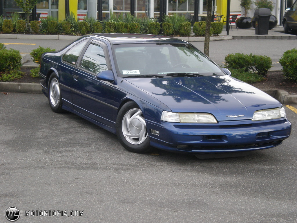 1990 Ford Thunderbird #10