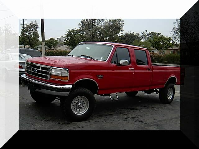 1995 Ford F-350 #2