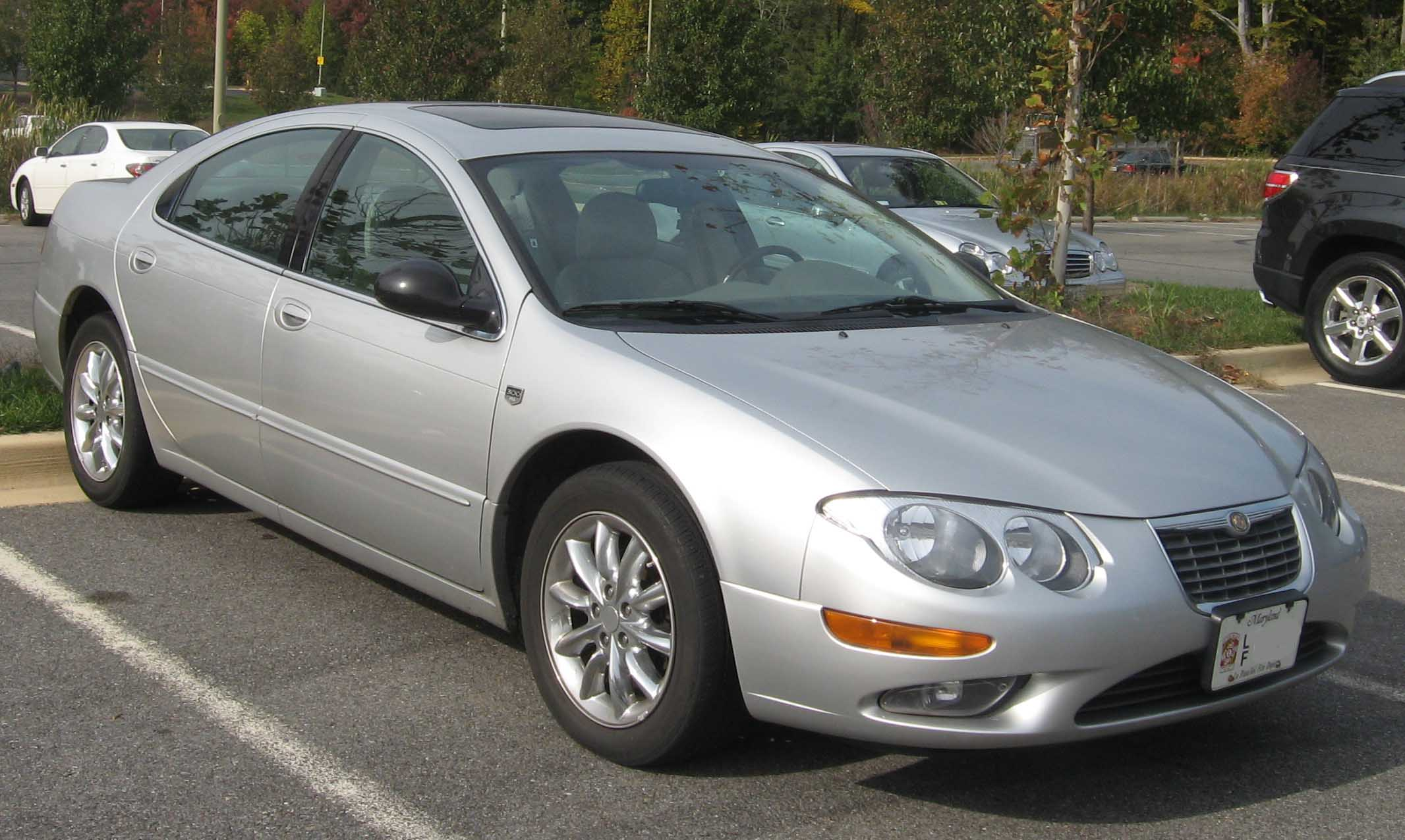 2002 Chrysler 300m #1