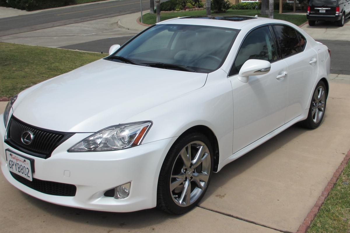 2009 Lexus Is 350 #3