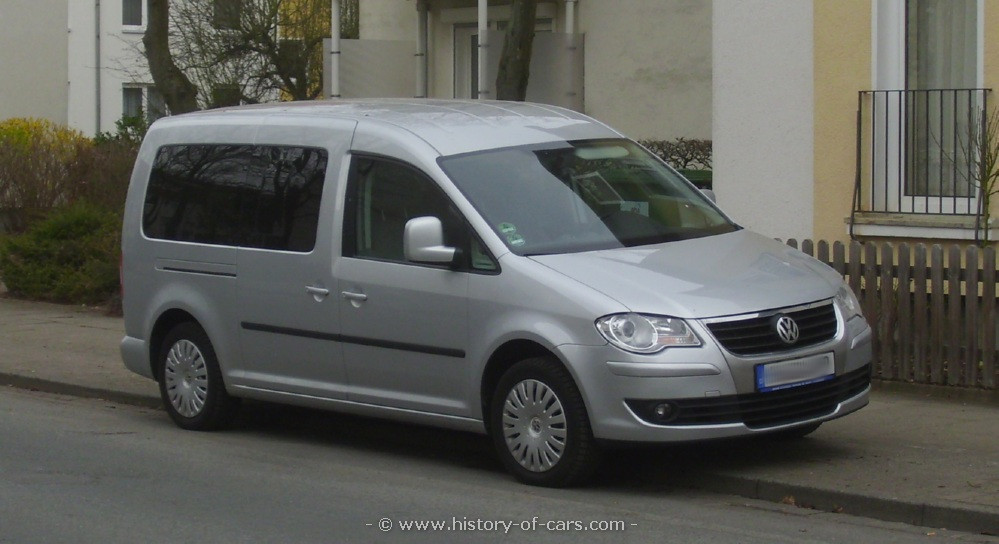 2007 Volkswagen Caddy #7