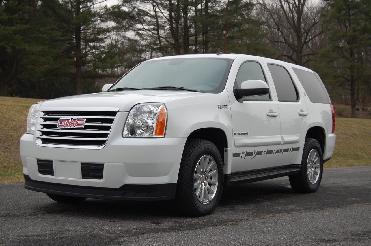 2008 Gmc Yukon Hybrid Photos Informations Articles Chevy Suburban Fuse Box 18