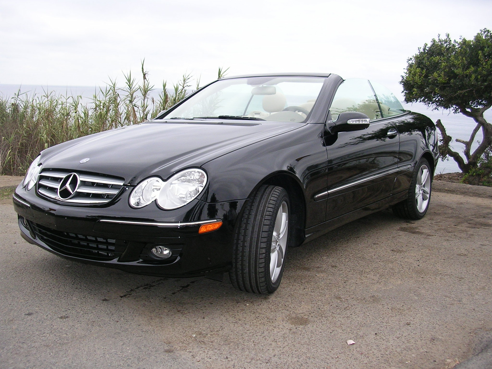2006 mercedes benz clk photos informations articles. Black Bedroom Furniture Sets. Home Design Ideas