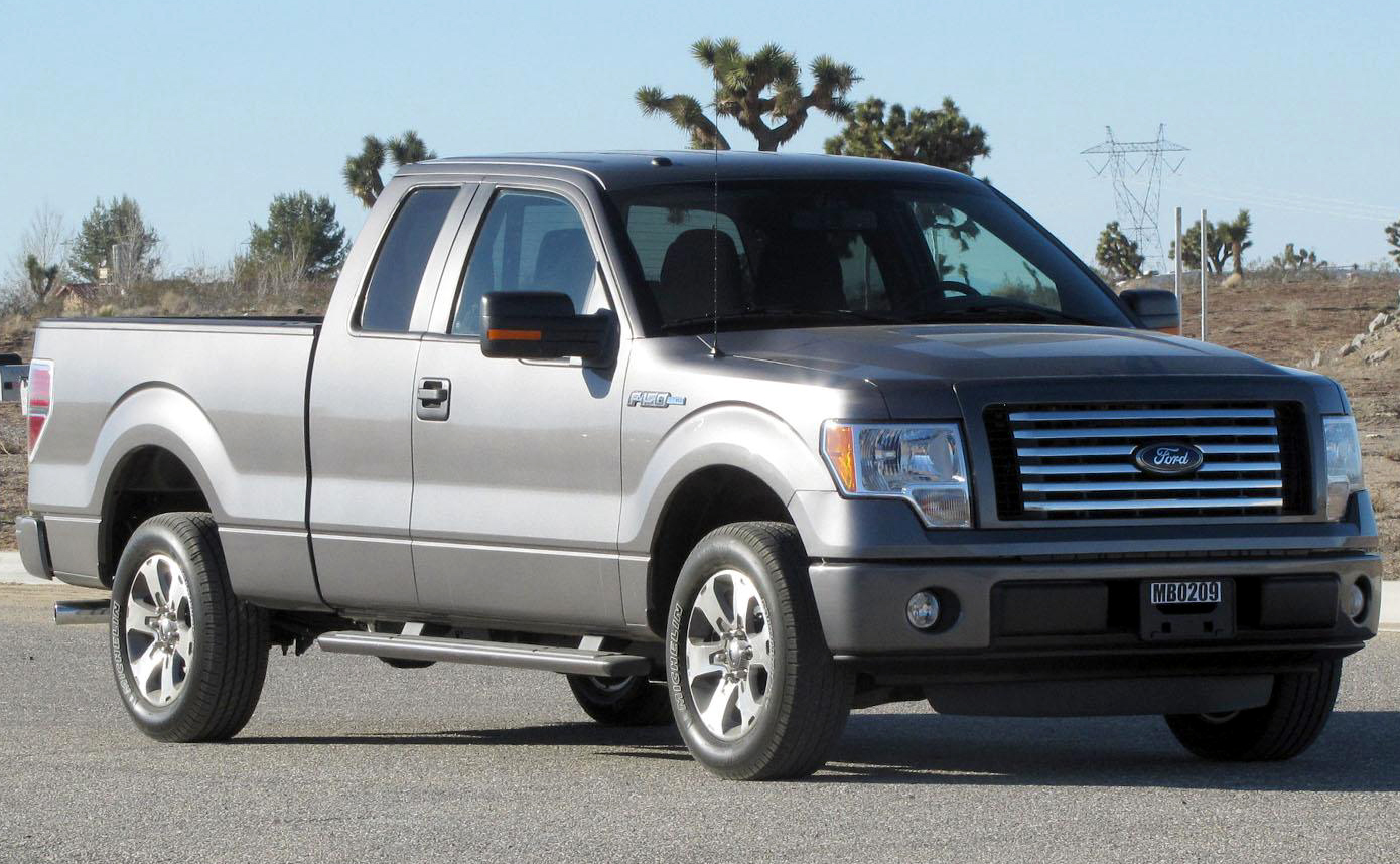 2011 Ford F-150 #9