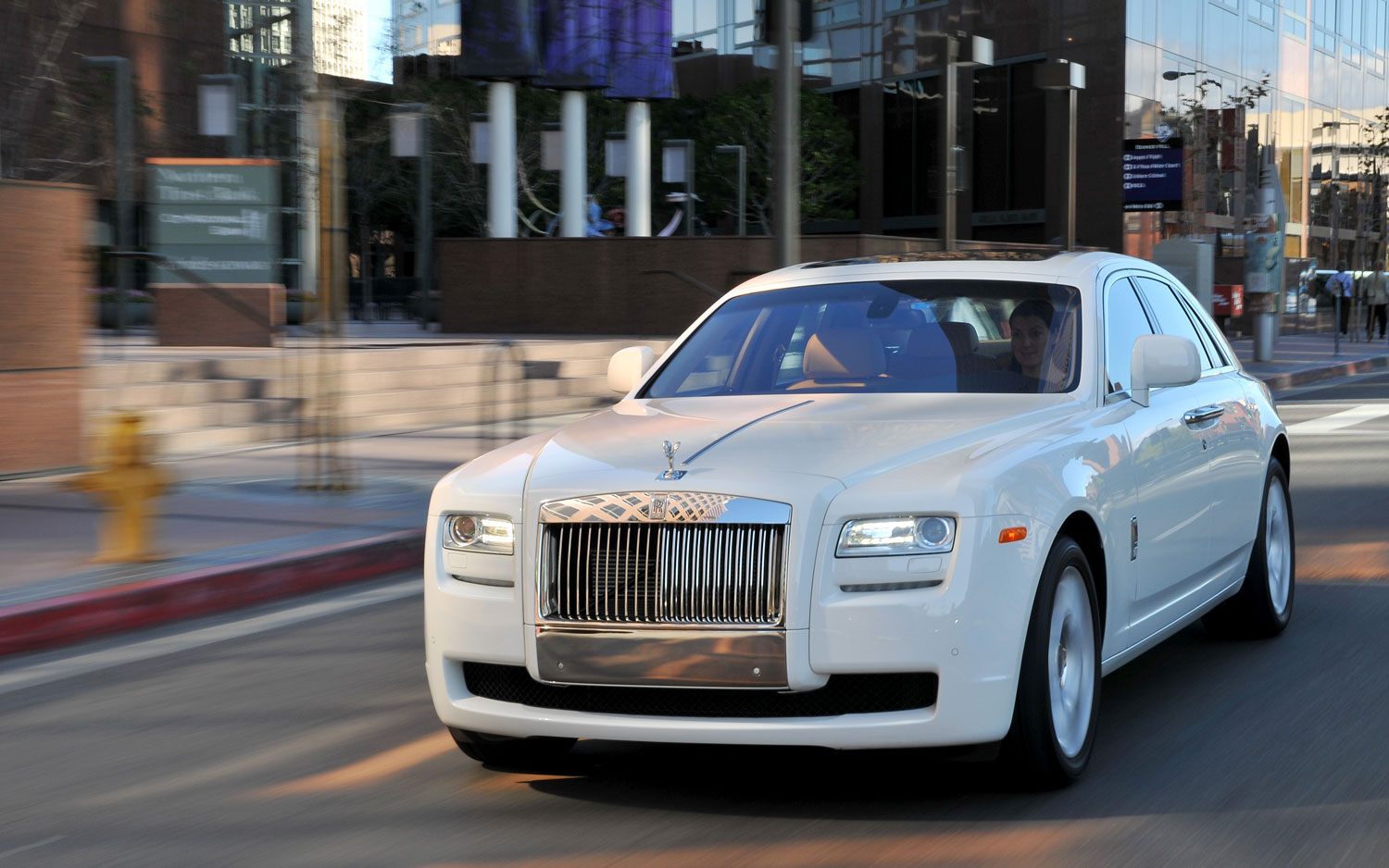 2013 Rolls royce Ghost #3