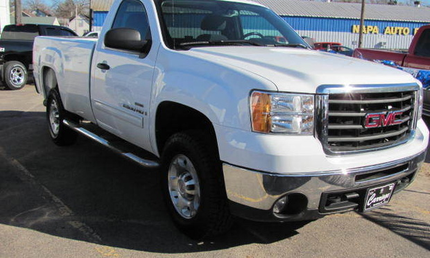 2008 GMC Sierra 2500hd #6