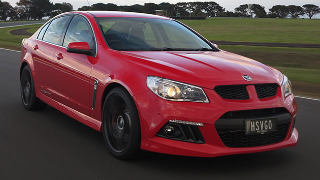 Holden Clubsport #16