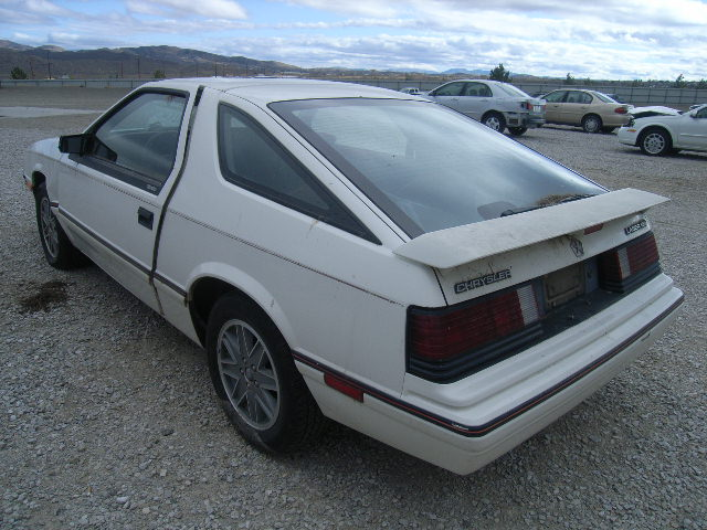 1986 Chrysler Laser #11