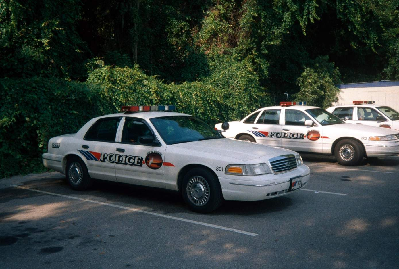 2001 Ford Crown Victoria #14