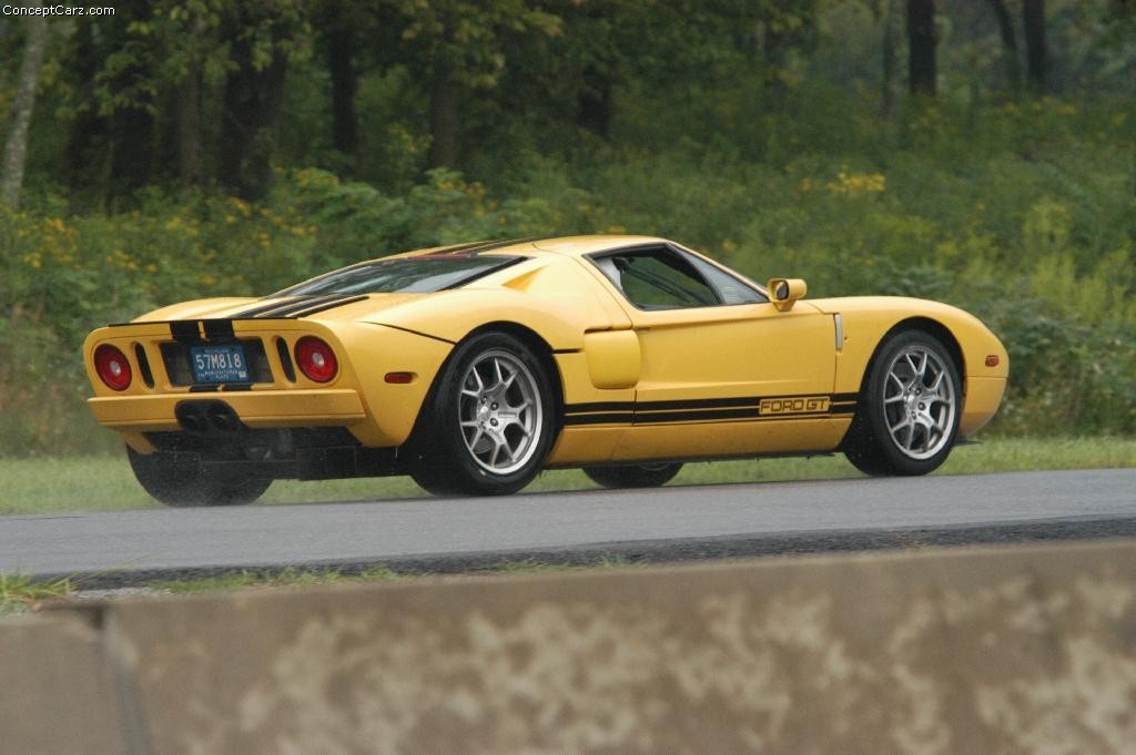 2002 Ford GT 40 #3