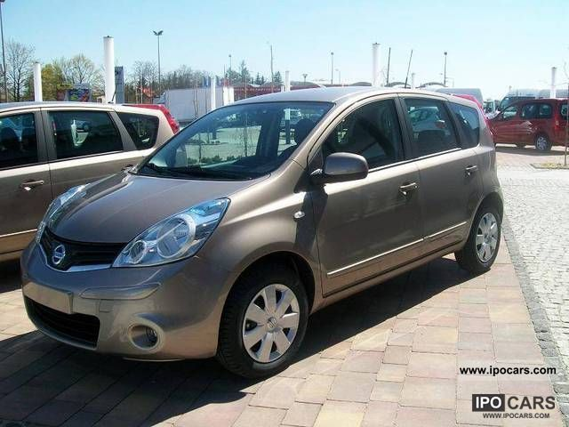 2011 Nissan Note #10