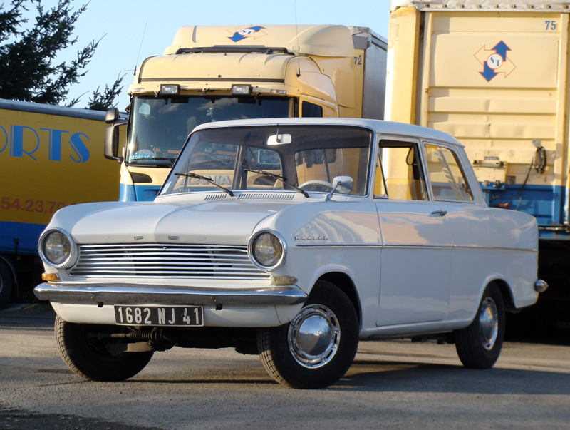 1963 opel kadett for sale