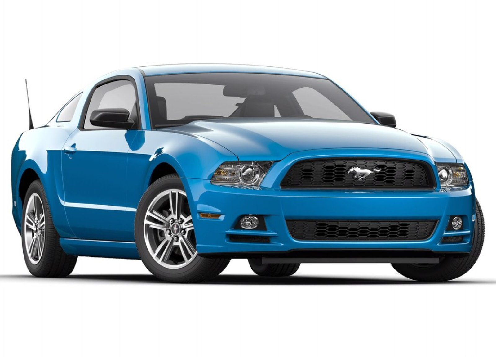 2013 Ford Mustang #15