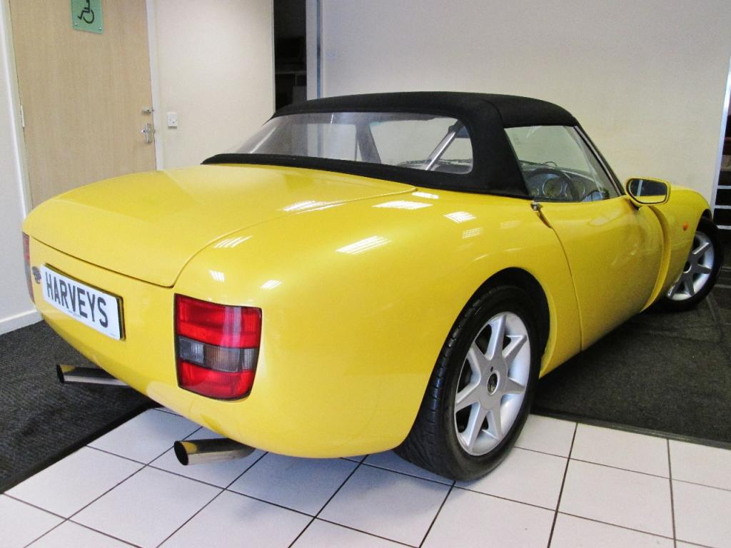1998 TVR Griffith #8
