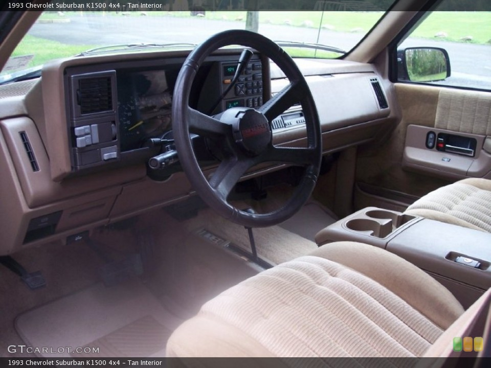 1993 Chevrolet Suburban Photos Informations Articles