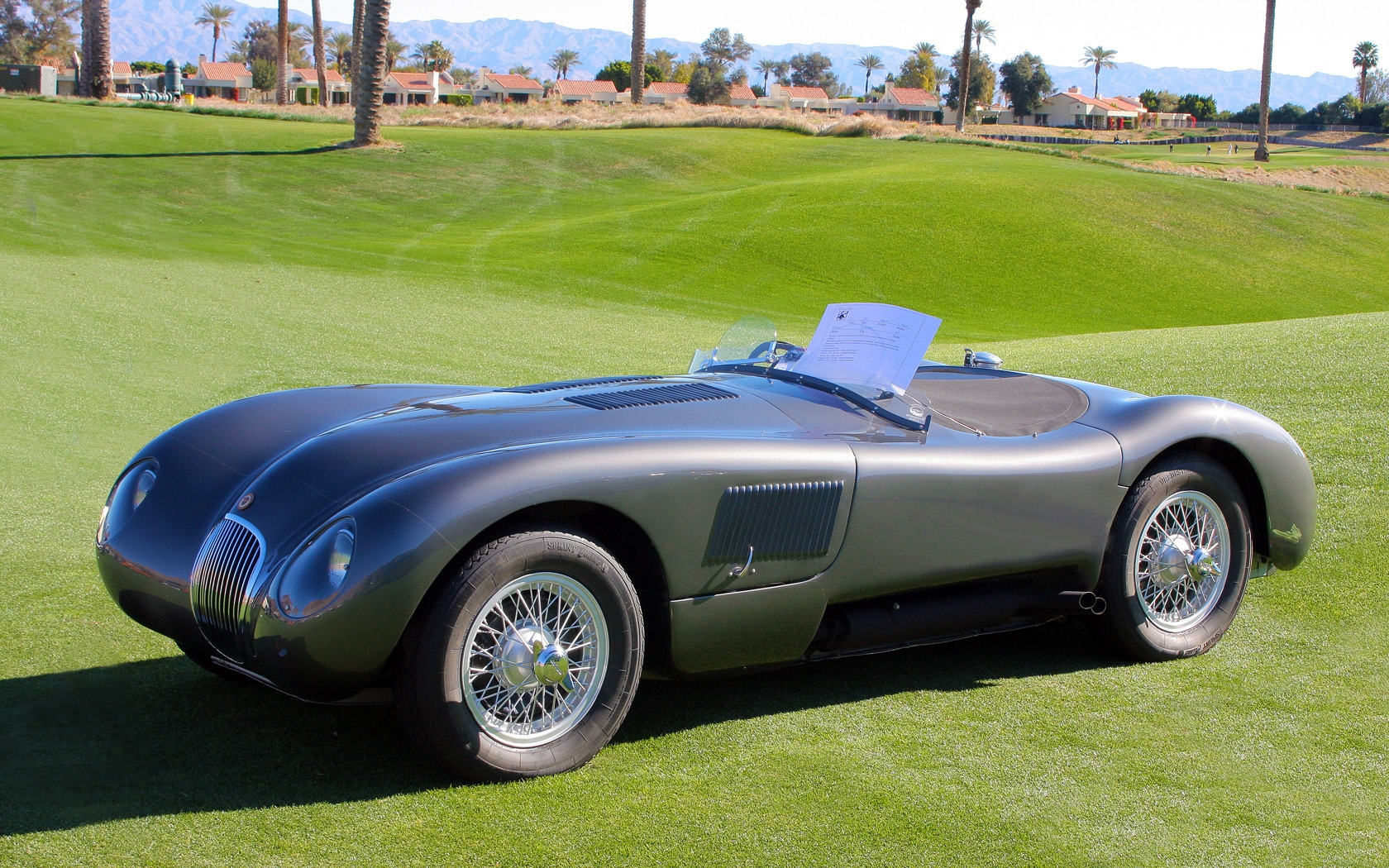 Jaguar C-Type #2