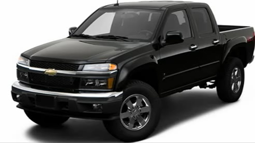 2009 Chevrolet Colorado #2