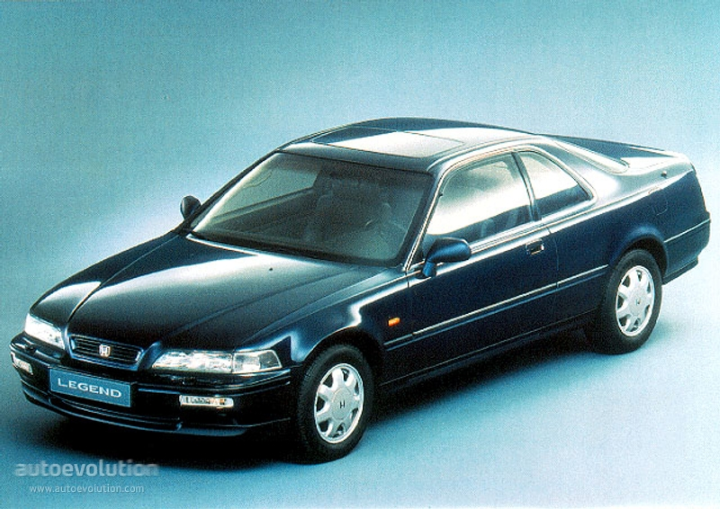 1992 Honda Legend #7