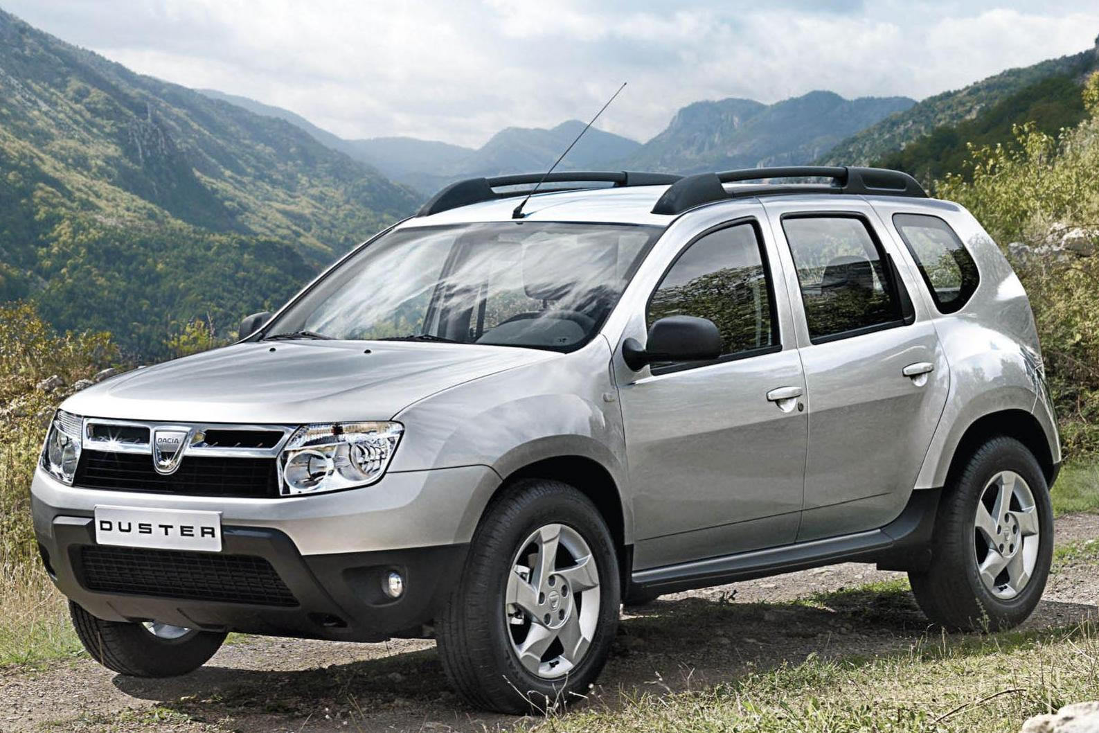 Renault Duster #16