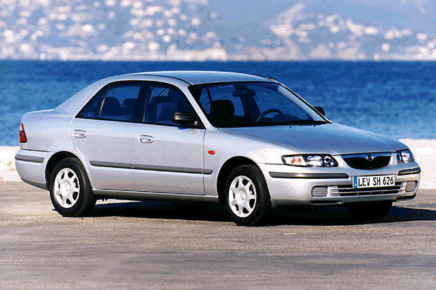 mazda 626 photos, informations, articles - bestcarmag