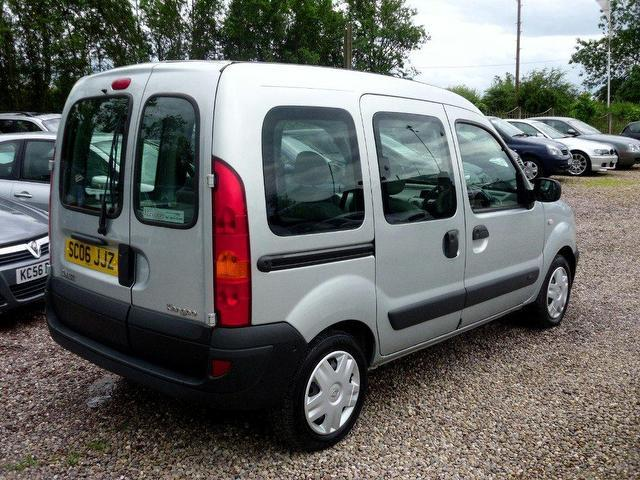 2006 Renault Kangoo Photos Informations Articles Bestcarmag