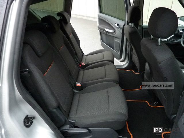 2008 Ford S-Max #6