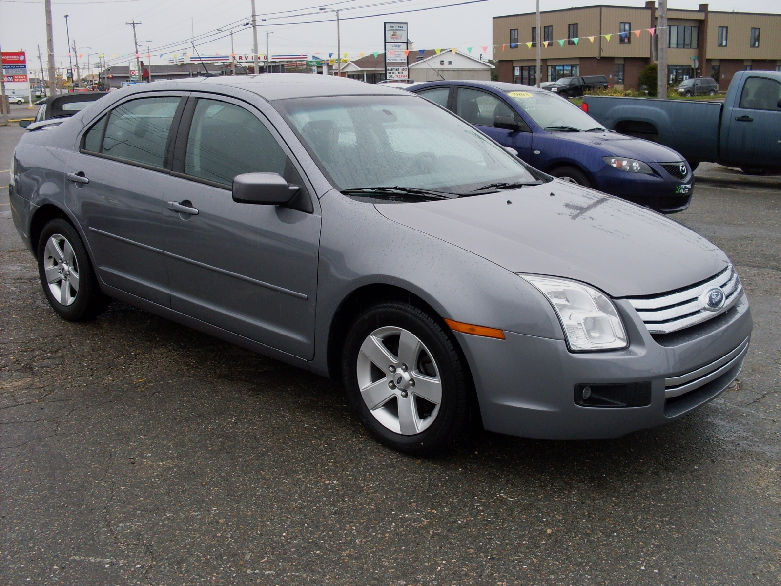 2007 Ford Fusion #1