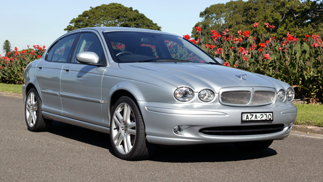 2007 Jaguar X-type #2