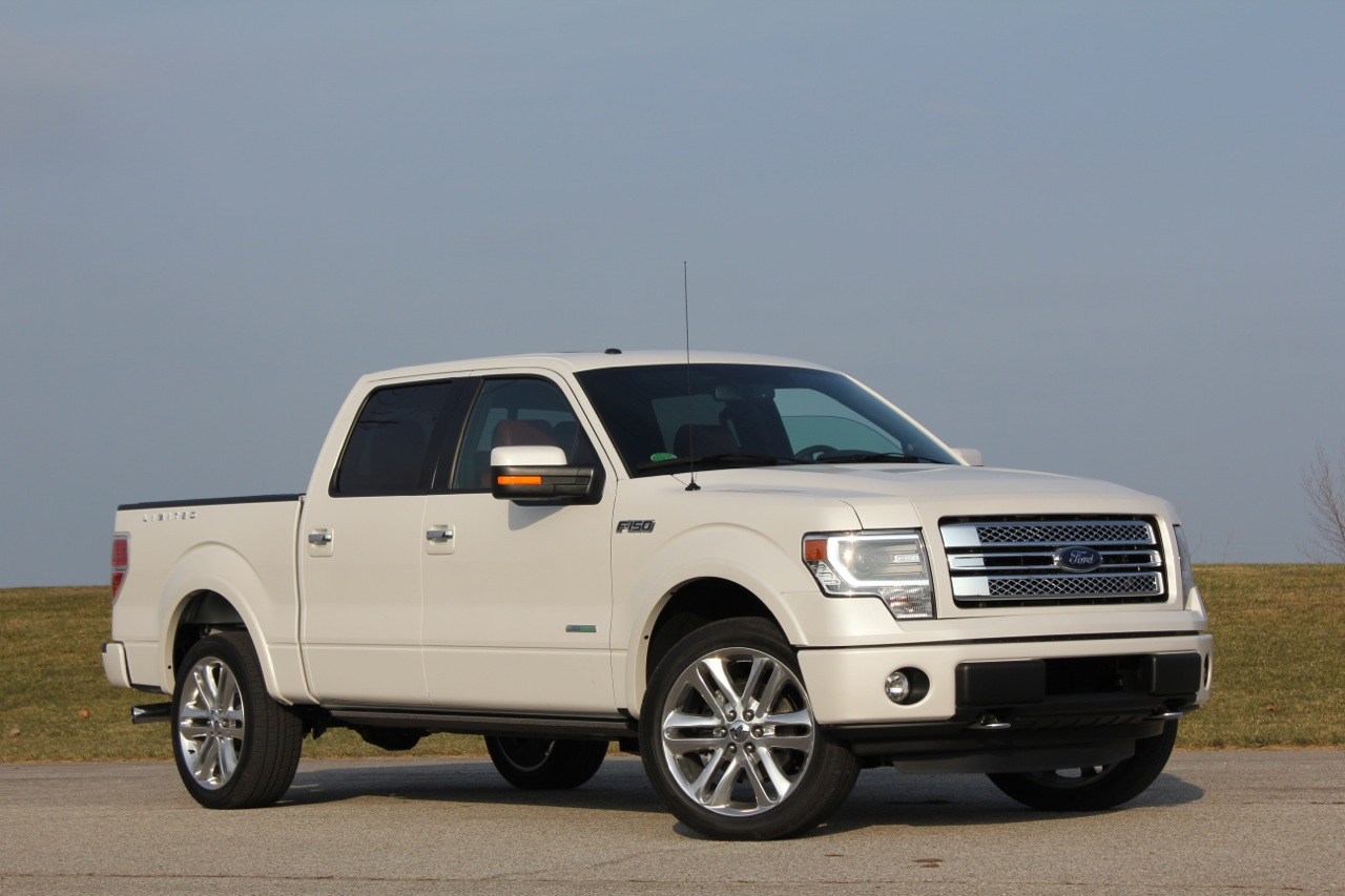 2013 Ford F-150 #4