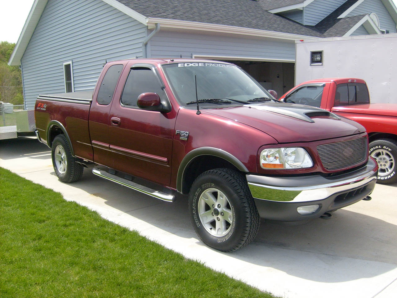 2003 Ford F-150 #2