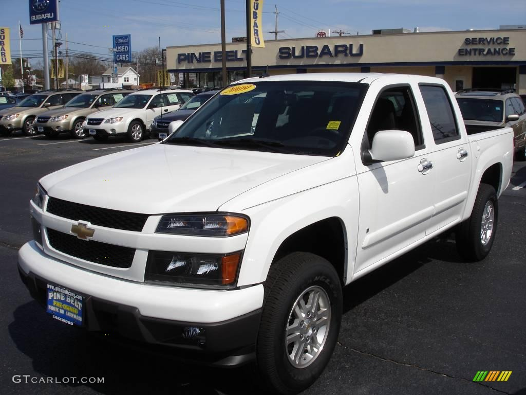 2009 Chevrolet Colorado #4