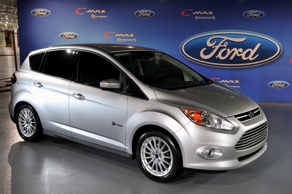 2013 Ford C-MAX #2