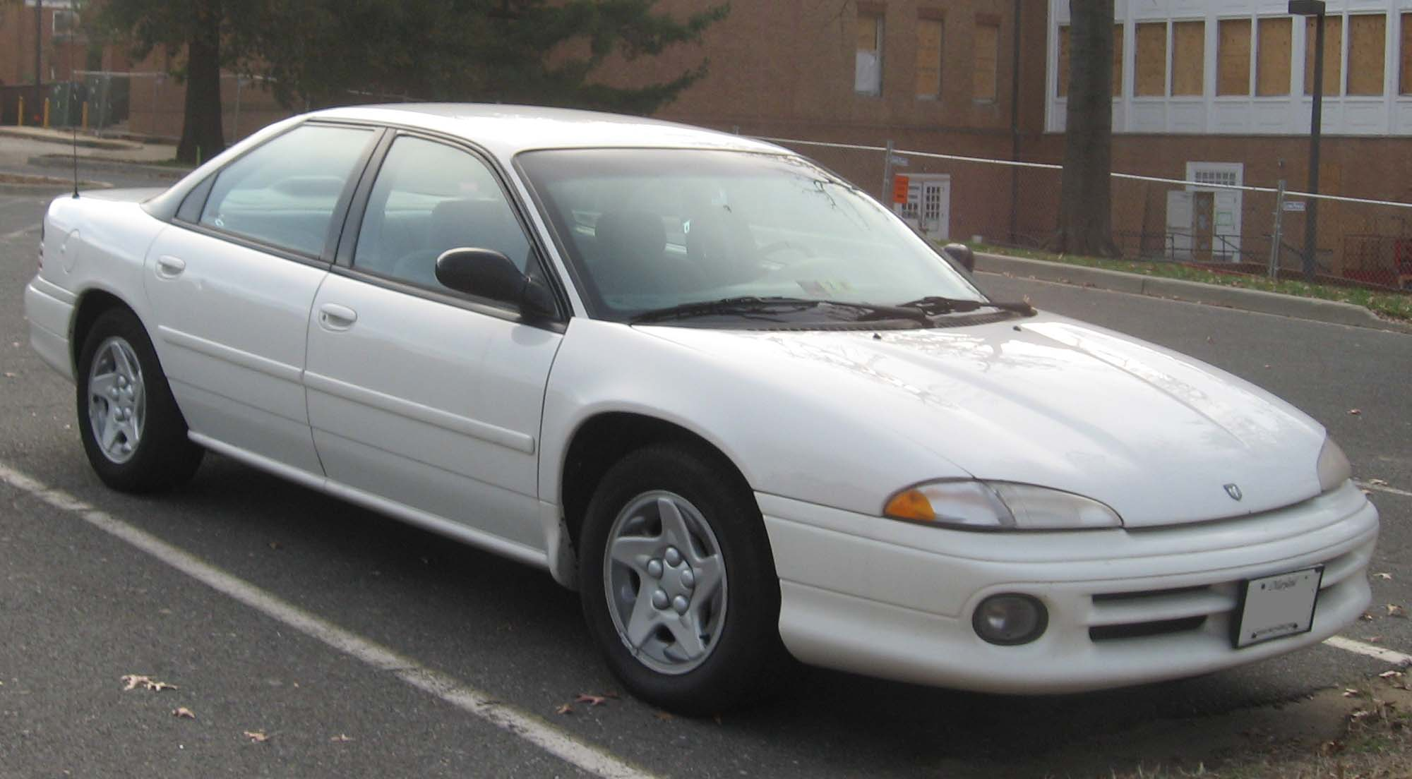 1995 Dodge Intrepid #12