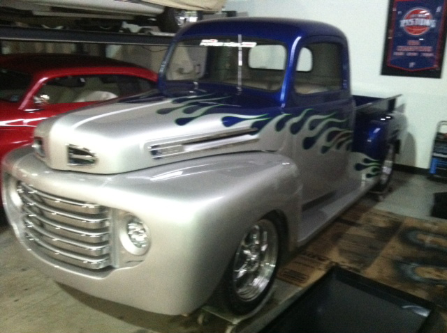 1949 Ford F #15