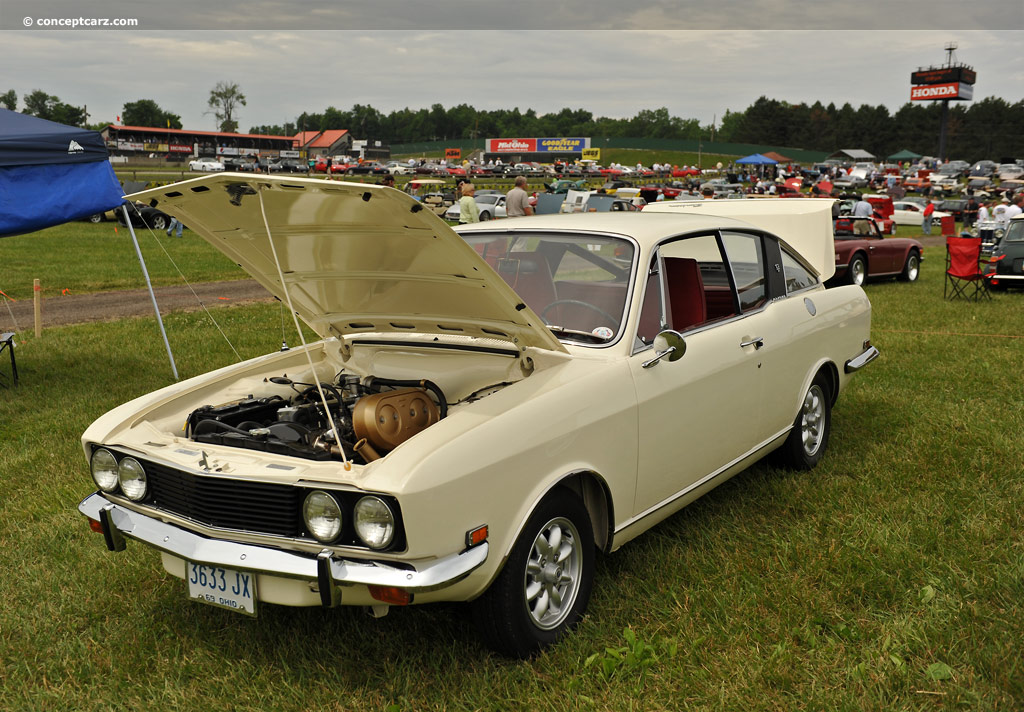 1969 Sunbeam Alpine #4