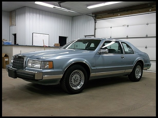 1990 Lincoln Mark Vii Photos Informations Articles Bestcarmag Com