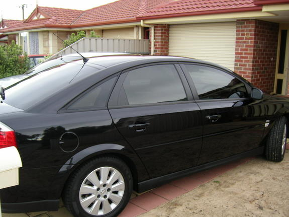 2005 Holden Vectra #9