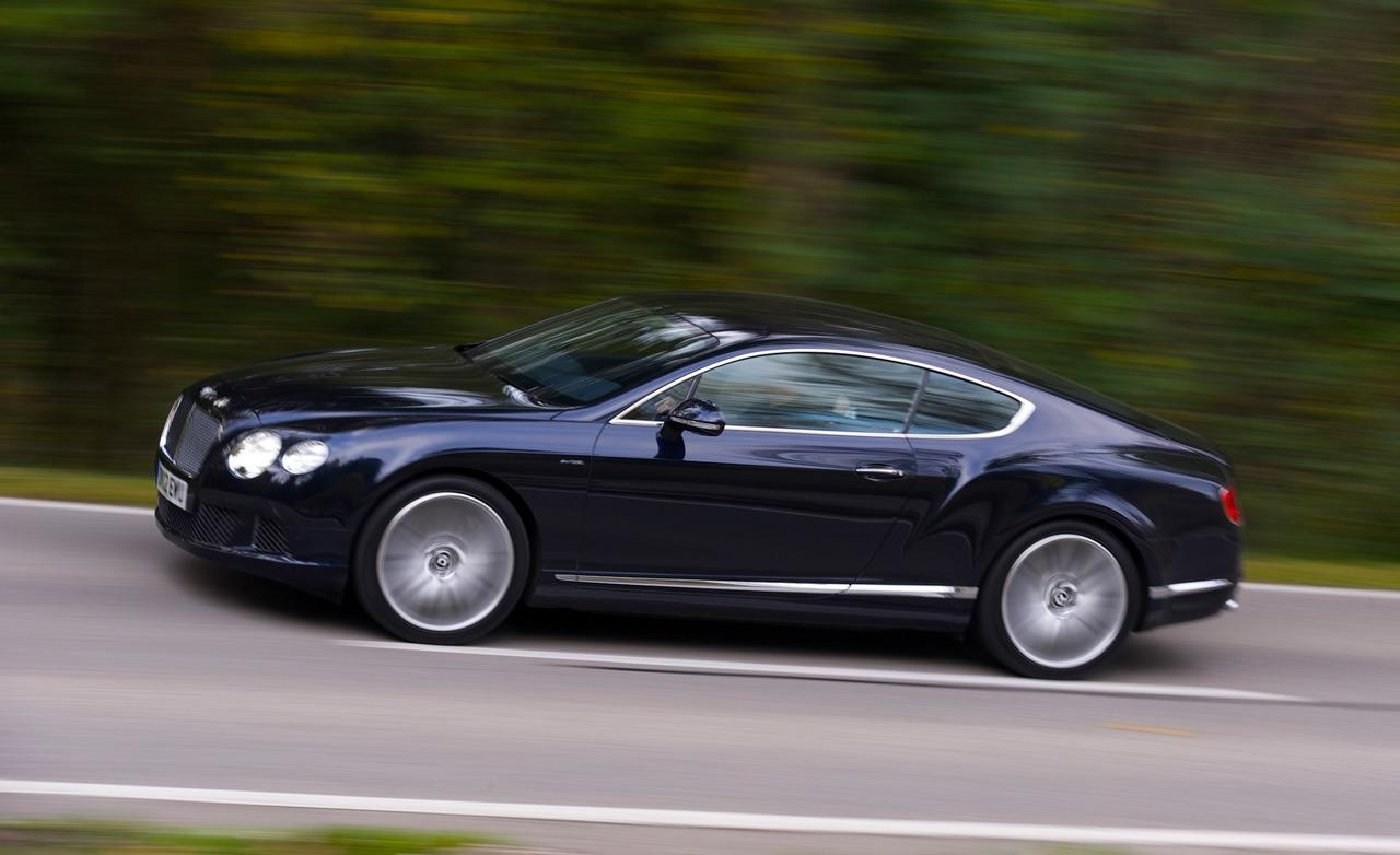 2013 Bentley Continental Gt Speed #18