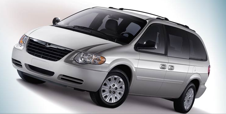 2007 Chrysler Town And Country #5