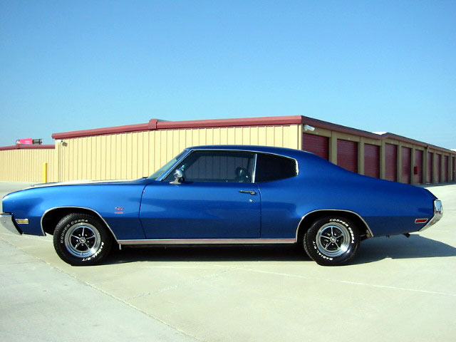 1972 Buick GS #13